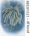 花火大会 夜空 夏のイラスト 15316386