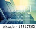 ネットワーク データ パソコンの写真 15317562