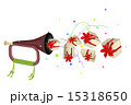 音楽 ミュージカル キランソウ属のイラスト 15318650