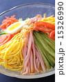 冷やし中華 冷麺 麺料理の写真 15326990
