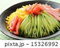 冷やし中華 冷麺 麺料理の写真 15326992