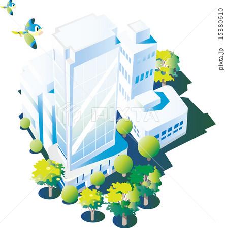 イラスト、建物イラスト、高層ビルイラスト、タワーマンション、銀行, 都心, 複数, オフィスビル, オフィス街, 仕事, デパート, 病院, 郵便局, 樹木, 会社, ベクター, 商社, 東京都, 街並, 緑, ビル, ビジネス, 東京, 建物, 街, 窓, 日本, 高層ビル, 高層, 都会, 新宿, 窓ガラス, 建築  タグ変更