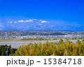 島田市 大井川 町並みの写真 15384718