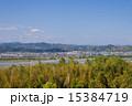 島田市 大井川 町並みの写真 15384719