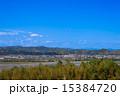 島田市 大井川 町並みの写真 15384720