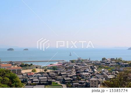 海の見える風景 15385774