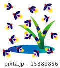 ベクター 昆虫 飛ぶのイラスト 15389856
