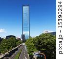 大阪ビジネスパークのクリスタルタワー 15390294