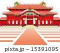 首里城正殿 15391095