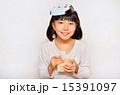 節分(女の子) 15391097