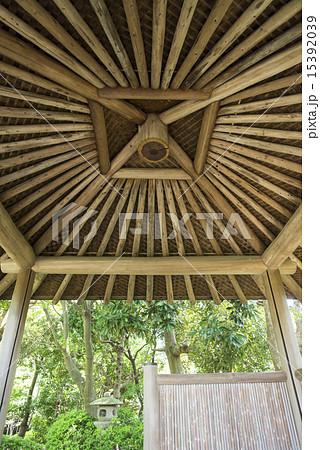 東屋の構造 15392039