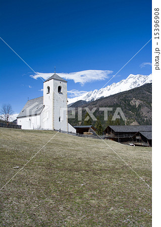 Romanesque Church St. Nikolaus, Matrei, Austria 15396908