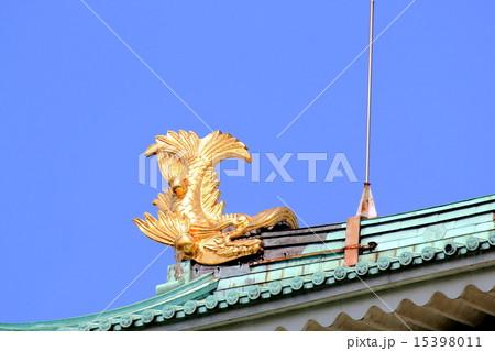金の鯱鉾 15398011