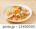 皿うどん 長崎名物 揚げ麺の写真 15400505