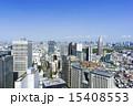 風景 東京 街並の写真 15408553