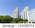 風景 東京 街並の写真 15408554