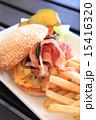 おいしいハンバーガー 15416320