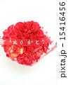 フラワーギフト カーネーション 感謝の写真 15416456