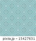 ジオメトリック 幾何学的 シームレスのイラスト 15427631