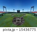 ベースボールパーク☆野球場☆Baseball Park 15436775