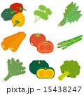 緑黄色野菜9種セット 15438247