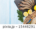 海老 えび エビの写真 15446291