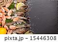 海老 えび エビの写真 15446308