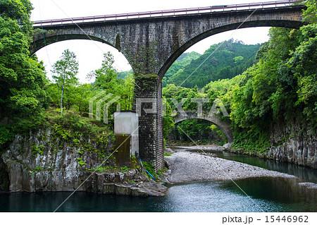 出会橋・轟橋(豊後大野市)の写...