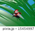 飛び立つてんとう虫 15454997