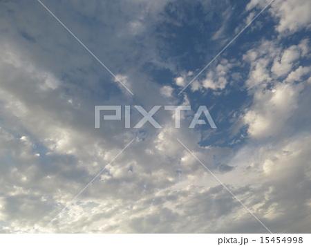 雲の多い空 15454998