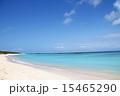 ニシ浜 波照間島 沖縄の写真 15465290