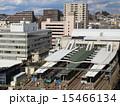 小田急線 新百合ヶ丘駅 屋根の写真 15466134