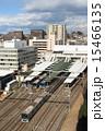 小田急線 新百合ヶ丘駅 屋根の写真 15466135