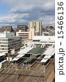 小田急線 新百合ヶ丘駅 屋根の写真 15466136