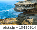 浸食 南紀白浜 岩の写真 15480914