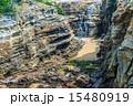 浸食 南紀白浜 岩の写真 15480919