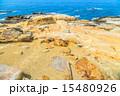 浸食 南紀白浜 岩の写真 15480926