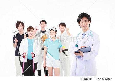 スポーツ ドクター 15483807