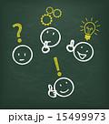 Blackboard Stickman Concept Planning 15499973