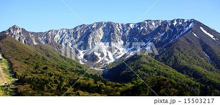 伯耆富士 大山 北壁 15503217
