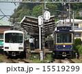 江ノ電 稲村ヶ崎駅 15519299