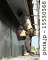 足場 塗装 塗装工の写真 15530566