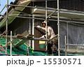 足場 塗装 塗装工の写真 15530571