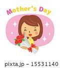 母の日【二頭身・シリーズ】 15531140