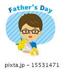父の日【二頭身・シリーズ】 15531471