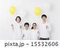 風船ファミリー 15532606
