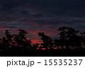 福井県 北陸 夕焼けの写真 15535237