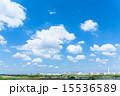 爽やかな大空 15536589