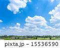 爽やかな大空 15536590
