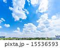 爽やかな大空 15536593